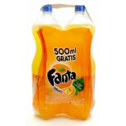 SOK FANTA ORANGE 2L DUOPACK